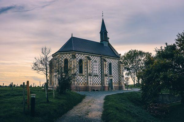Chapelle des Marins à Saint Valery sur Somme