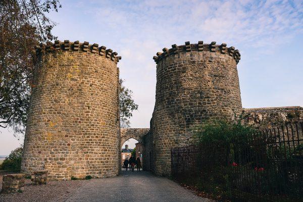 Tours dans la cité médiévale de Saint Valery sur Somme