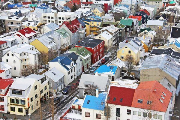 Hébergements où dormir à Reykjavik