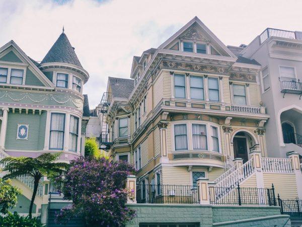 Maisons victoriennes : une alternative de logement Airbnb à San Francisco