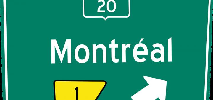 Panneau de Montréal