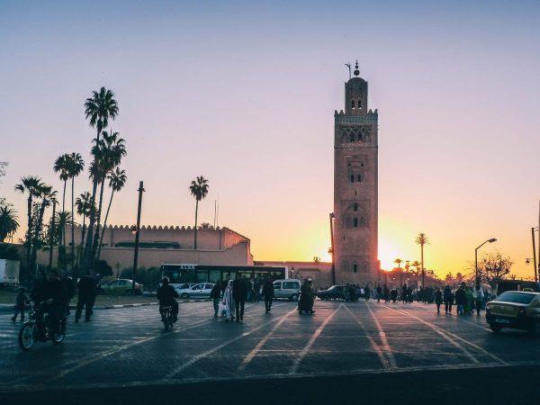 Mosquée Koutoubia de Marrakech