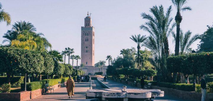 Parc Lalla Hesna à visiter à Marrakech