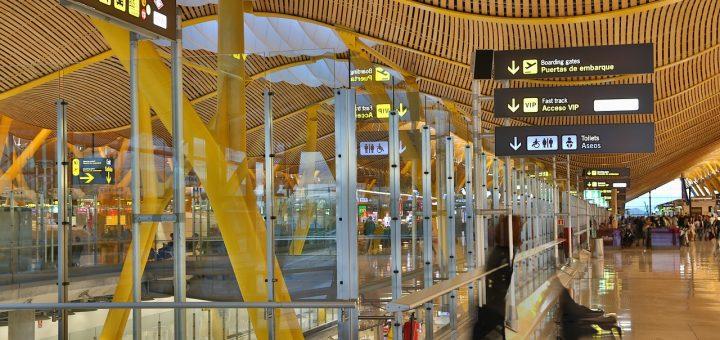 Rejoindre le centre-ville de Madrid depuis l'aéroport de Barajas