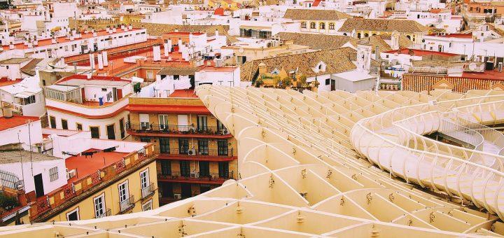 Panorama sur Séville